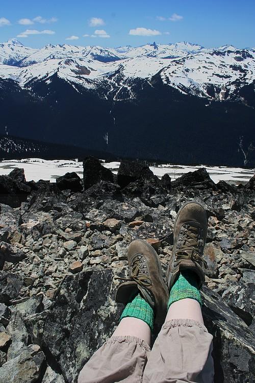 Summit socks2