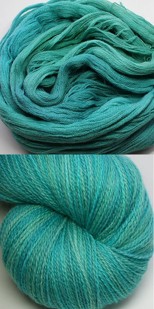Merino Mist Dragon Eyes