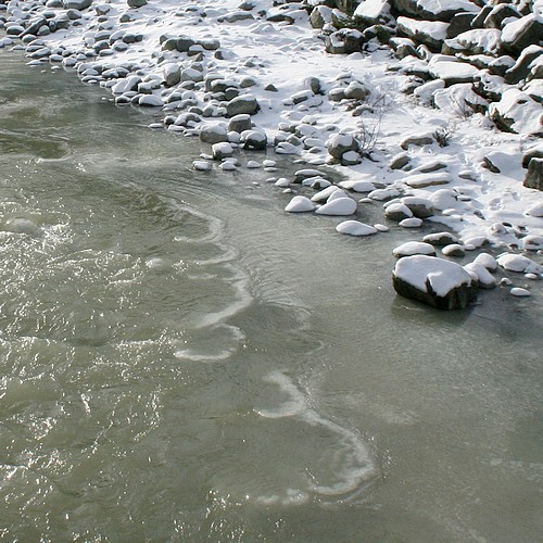 Icy river2