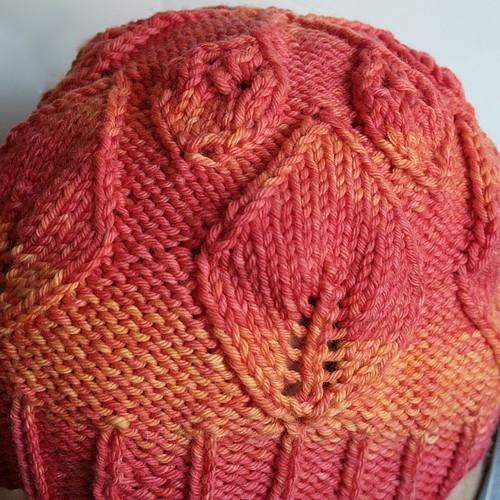 Leafy hat no1