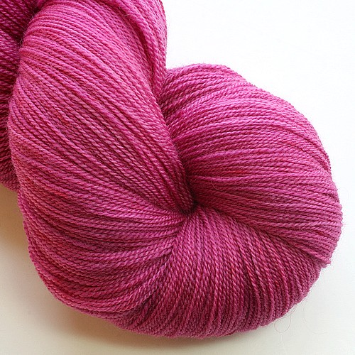Essential merino lace blooming heather main