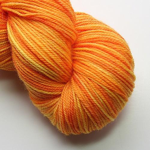 Summit sock saffron main