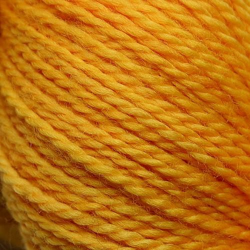 Essential merino fingering saffron cu