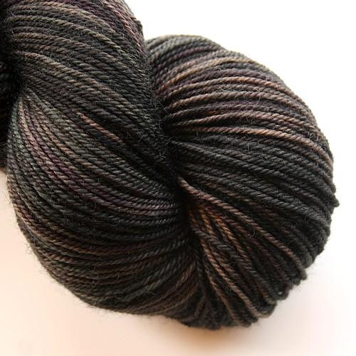 Bliss sock black bear main