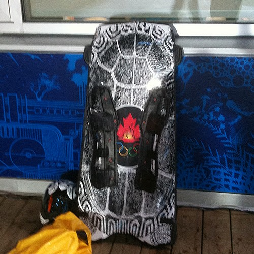 Turtle sled john montgomery canada wwc winner