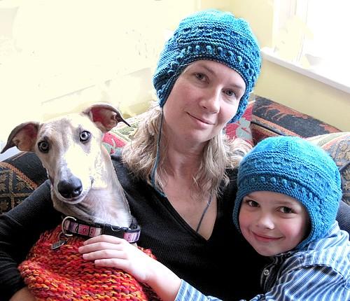 Family knitwear