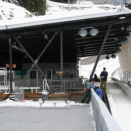 Finish dock