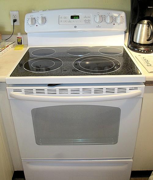 Glorious stove