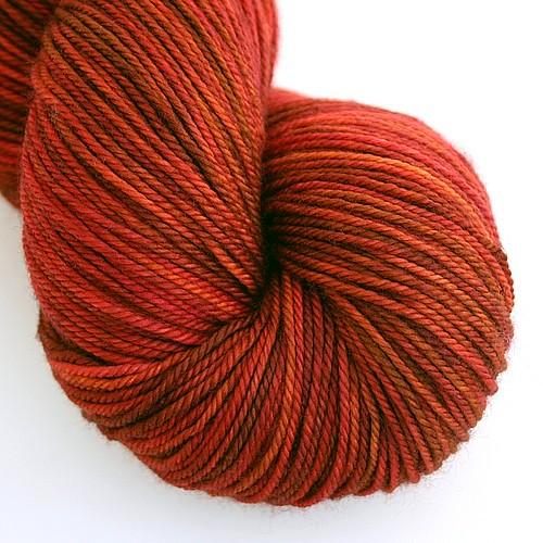 Fading heather summit sock