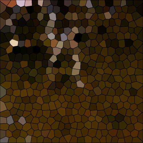 Muddywater mosaic