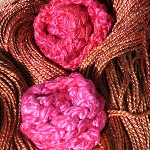 Pink_on_brown